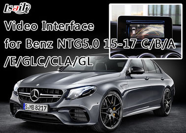 चीन After 2015 BENZ- NEW-C Reverse Camera Interface With Front View  Camera , 800X480 HVGA आपूर्तिकर्ता