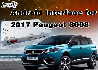 चीन 1.6Ghz 4-Core Android 6.0 Navigation GPS Multimedia System for Peugeot 2008 / 208 / 408 / 508 Support Mirrorlink आपूर्तिकर्ता