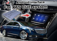 Multimedia Car Android navigation box video interface for Cadillac XTS video