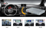 चीन 2012 - 2016 Audi A1 / Q3 Media Interface with Touch Navigation and DVD फैक्टरी