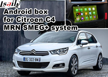 Citroen C4 C5 C3 - XR SMEG+ MRN SYSTEM Car Navigation box mirrorlink video play