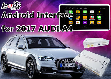चीन 2017 AUDI A4 Andorid Navigation Multimedia Video Interface with Built-in Mirrorlink , WIFI , Parking Guide Line फैक्टरी