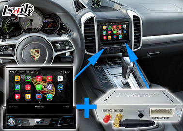 4-core Pioneer Android Navigation Box Built-in 8GB Memory and Cortex A9 Processor