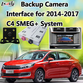 चीन Reverse Camera Interface for Citroen C4C5 with Active Parking Guidelines फैक्टरी