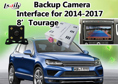 चीन Tourage HD 360 Degree Reverse Camera / Rearview Camera Interface support Front camera , Mobile phone Mirrorlink Optional फैक्टरी