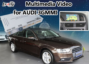 Audi Multimdedia Interface for A4L / A5/ Q5 support Rearview Camera with Parking Guideline