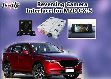 चीन Mazda Multimedia Reverse Camera Interface With Rear System , 800*480 Resolution फैक्टरी