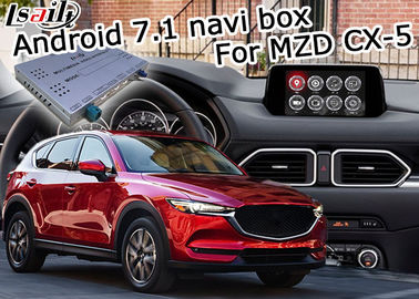 चीन Mazda CX-5 video interface Android Box Gps with Mazda origin knob control फैक्टरी