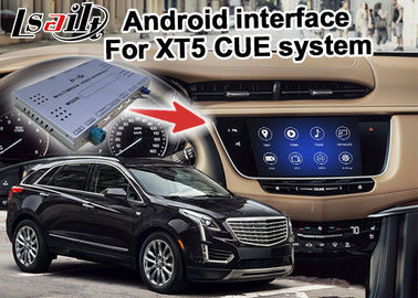 चीन GPS Android navigation box video interface for Cadillac XT5 video वितरक